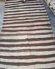 Vintage Moroccan berber tribal blanket 256 x 156 cm