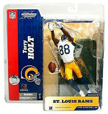 McFARLANE NFL Series 8_TORRY HOLT Retro Variant figure with Yellow Pants_MIP_New