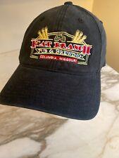 Black Hat Cap Flat Ranch Pub Brewing Company Columbia Missouri