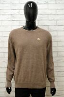Cardigan Uomo KAPPA Taglia Size XXL Maglia Maglione Felpa Pullover Sweater Man