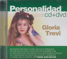 CD - Gloria Trevi NEW Personalidad 1 CD & 1 DVD FAST SHIPPING !