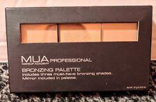 MUA Makeup Academy Bronzing Palette