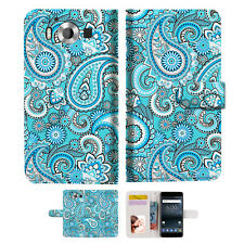 Seamless pattern with paisle Wallet Case Cover For Nokia 3 -- A022
