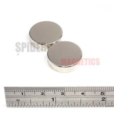 Magnets 20x5 mm Neodymium Disc very strong rare earth magnet 20mm dia x 5mm UK