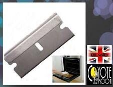 3 x Hob Heaven Replacement Blades,Ceramic Hob Scraper Oven Clean, Cleaning  UK