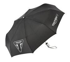 Original Triumph Motorcycles Abenteuer Abgenommenes Regenschirm schwarz NEU Tiger