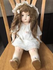 """Vintage 1929 American Character Baby Mama Doll 21"""""""