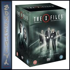 The X-files Season 1 2 3 4 5 6 7 8 9 10 11 Series X Files One to Eleven DVD