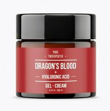 Hyaluronic Acid + Dragons Blood Gel-Cream , Collagen Anti Aging Wrinkle Serum