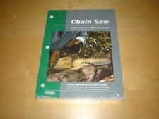 CHAIN SAW STIHL MAKITA HUSQVARNA HOMELITE Owners Workshop Repair Manual Handbook