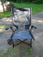 L. L. Bean Grey High Back Camp Chair