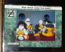 DRAGON BALL Z GT DBZ FILM COLLECTION CARDDASS CARD REG CARTE 49 NM CARDZ ARTBOX