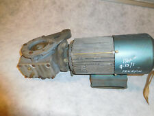 Sew Eurodrive SA57DT9054BMG2H Gear Brake Motor 1-1/2HP 9.23:1 Ratio Thru Shaft