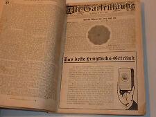 N°1-50 ancien 1907 DIE GARTENLAUBE Illustriertes Familienblatt Zeitschriften 50X