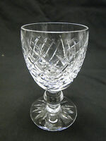 Waterford Donegal Port Wine Glasses 3 15/16in Clear Cut Crystal