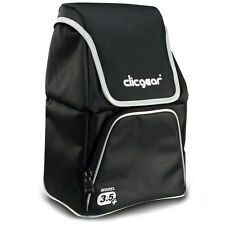 Clicgear Push Cart Cooler Bag Black