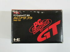 AC ADAPTER PAD-121 Official NEC PC Engine GT SuperGragx 1990 Vintage Game Japan
