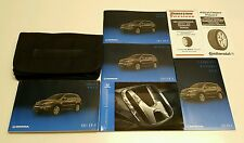 2011 HONDA CRV OWNERS MANUAL TECHNOLOGY REFERENCE GUIDE TOURING  LX EX-L V4 2.4L