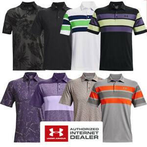 Under Armour Playoff 2.0 Men's Short Sleeve Polo Shirts *MULIT-BUY OFFERS!*
