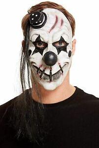 Clown Effrayant Masque Latex - Adulte