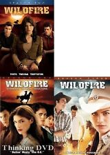 Wildfire Complete First Second Third Season 1 2 3 DVD Set Collection Series Lot