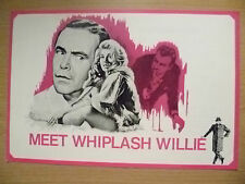 Film Programme- Jack Lemmon, Walter Matthau in B Wilder's MEET WHIPLASH WILLIE
