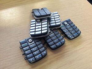 40 x New Genuine Original Nokia 6021 Keypad Grey Blue