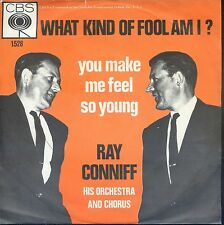 7inch RAY CONNIFF what kind of fool am i ?  HOLLAND 1964 EX +PS