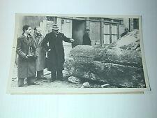 rue des Macchabées LYON Rhône archéologie photo photographie vers 1950