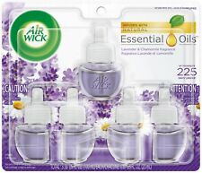 Air Wick Scented Oil Refill, Lavender and Chamomile, 5 refills
