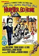 Munster Go Home [DVD]