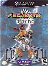 Medabots: Infinity (Nintendo GameCube, 2003) - USA Version