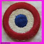 IN1260 Roundel Of Nationality French Army US WW2
