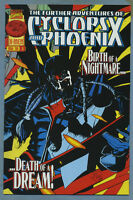 Further Adventures of Cyclops & Phoenix #3 1996 X-Men Marvel Comics v