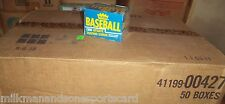1990 FLEER UPDATE CASE 6600 BASEBALL CARD sealed 50 SETS FRANK THOMAS RC REDUCED