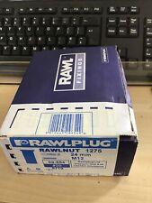 Cavity Fixing Rubber Rawlnut Antivibrate 1275   M12 X75