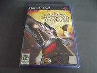 Star Trek: Shattered Universe Sony PlayStation 2, 2004 - PAL NEW FACTORY SEALED