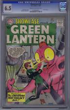 Showcase #24 DC Pub 1960 CGC 6.5 ( FINE +) 3rd app. S.A. Green Lantern