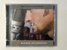 BIAGIO ANTONACCI  -  TRA LE MIE CANZONI   -  CD 2000  NUOVO E SIGILLATO