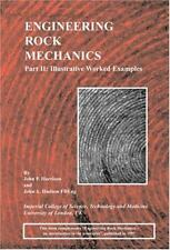 Engineering Rock Mechanics Pt. 2 : Illustrative Worked Examples (2001,...