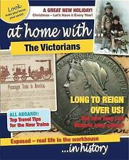 The Victorians (At Home with)-ExLibrary