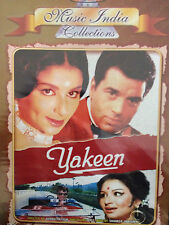 Yakeen, DVD, Music India Collections, Hindu Language, English Subtitles, New