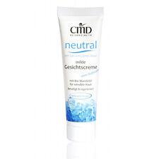 CMD Naturkosmetik Neutral Gesichtscreme mit Salz vom Toten Meer 50 ml ohne Duft