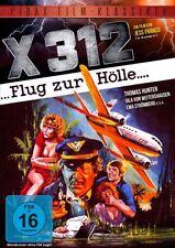 X 312 - Flug zur Hölle - Jess Franco - Pidax Klassiker  DVD/NEU/OVP