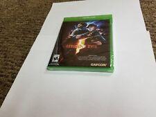 Resident Evil 5 (Microsoft Xbox One, 2016) new sealed