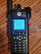Motorola Apx 6000 Model 3.5 450-520 Mhz P25 Uhf
