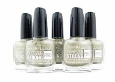 Maybelline Forever Strong Nail Polish 735 Upper Gold Lot of 5