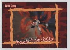 2002 Panini Naruto: Way of the Ninja 72 Phoenix Flower Jutsu Non-Sports Card 1j6