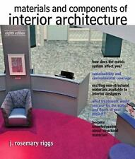 Materials and Components of Interior Architecture [Fashion Series] by Riggs, J.R