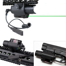2in1 Tactical Hunting LED Flashlight Green Laser Combo for Shortgun Rifle PISTOL